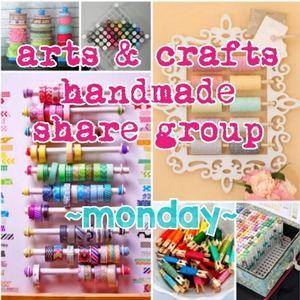 9/21 ARTS, CRAFTS, HANDMADE SHARE GROUP